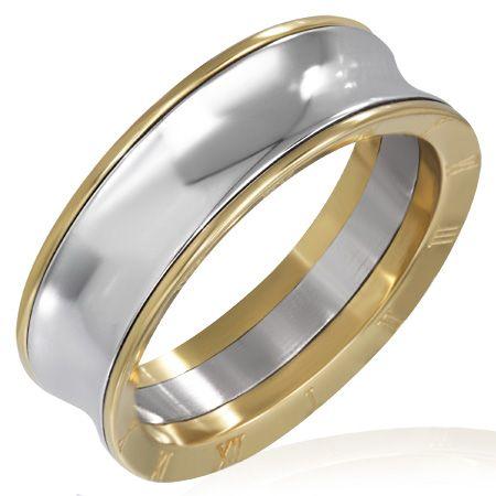 Кольцо с вращающейся осью