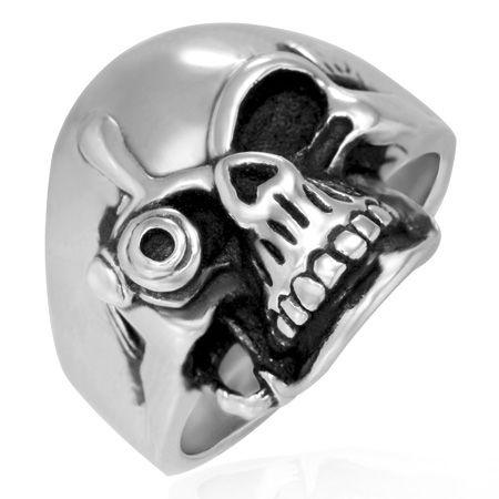 Перстень стальной RRMT10611