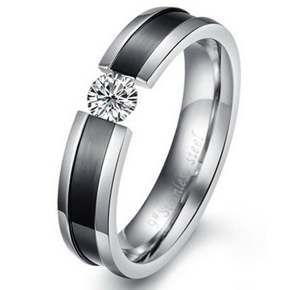 Обручальное кольцо 370ST058m-AL
